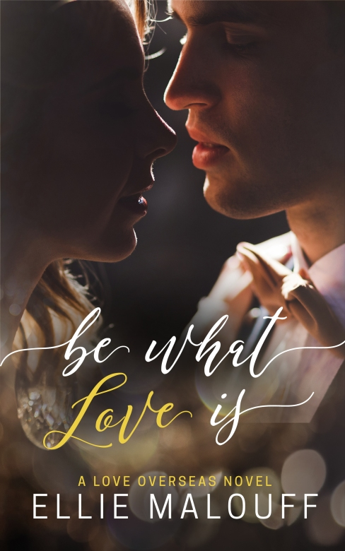 Be What Love Is Cover - ebook