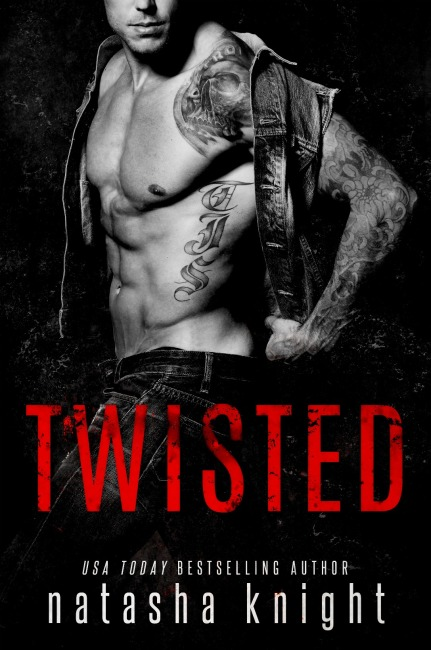 Twisted Ebook Cover