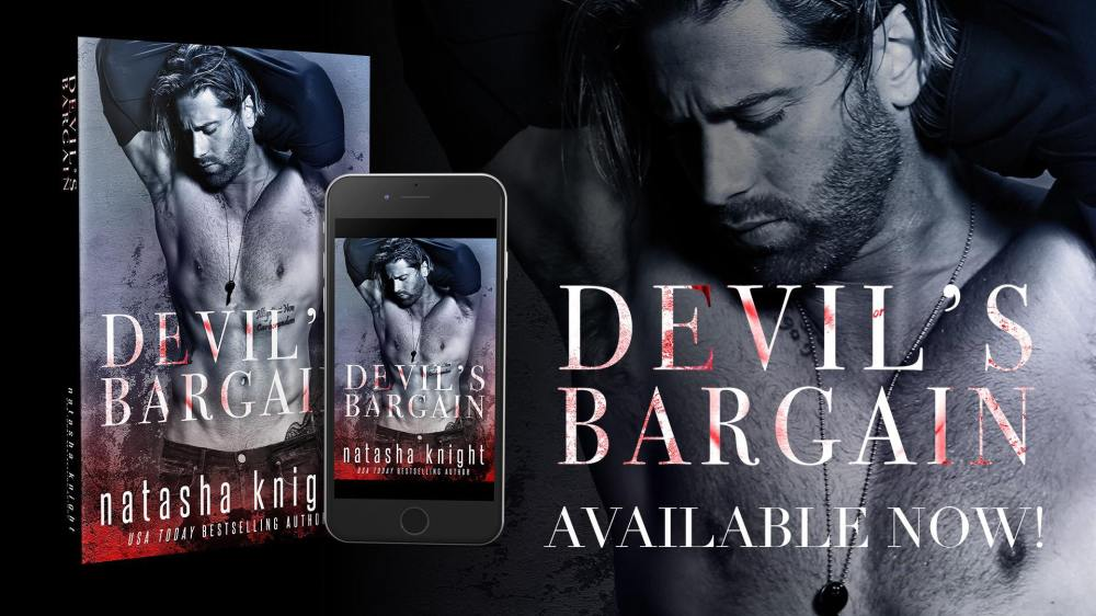 Devils Bargain Now Available
