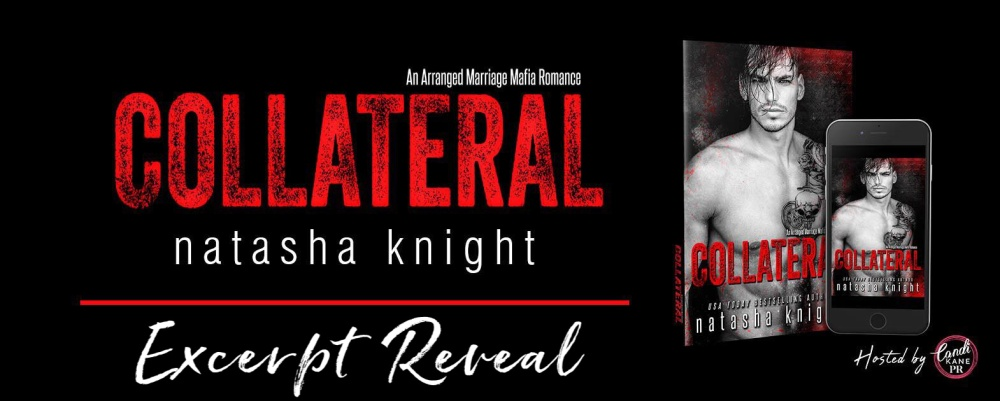 Collateral Excerpt Reveal Banner